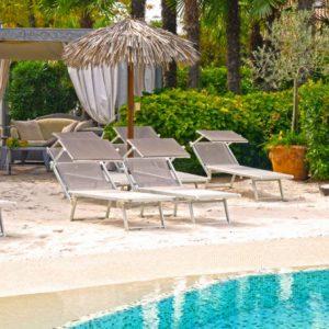 Jesolo apartments swimmingpool