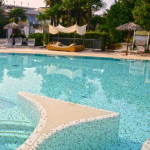 Jesolo appartamenti con piscina