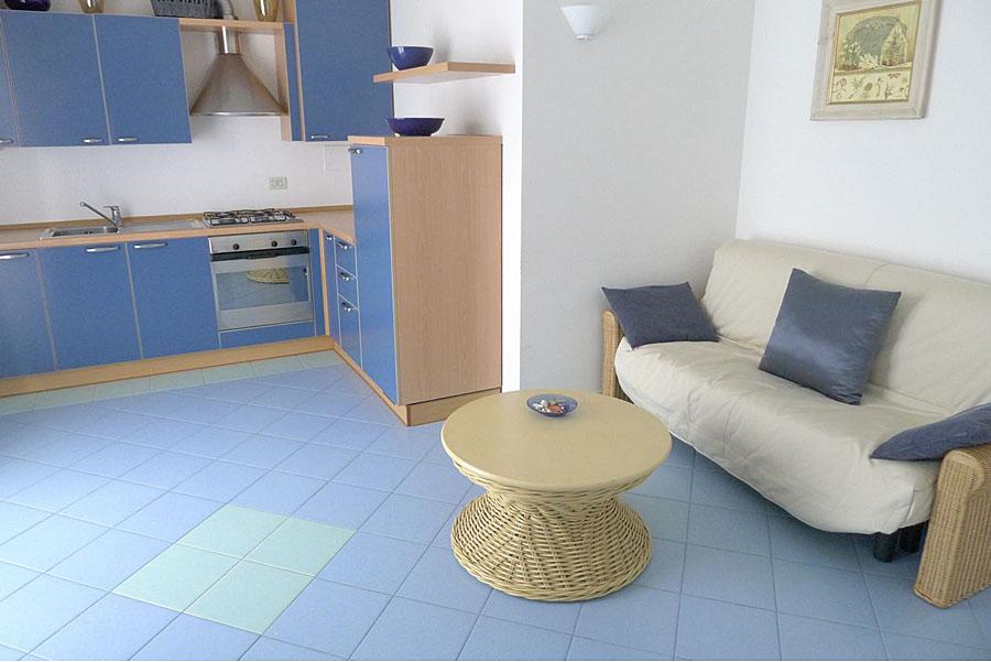 Wohnung 102 – Zweiraumwohnung