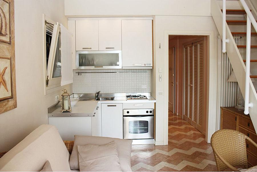 Internal M3 – Mini apartment with mezzanine
